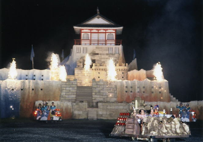 Takeshis castle   main image