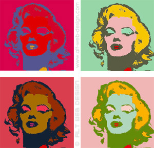 Andy warhol effect all
