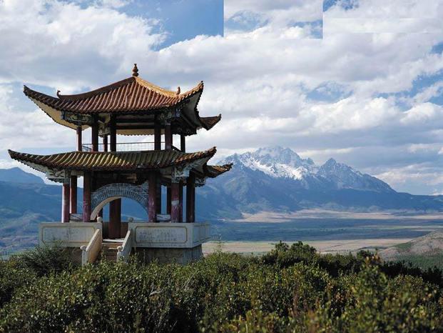 Cina paesaggio