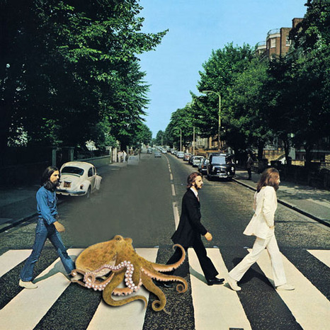Beatles abbey road 20copia