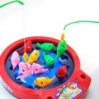 Small electric fish fishing game 9 805