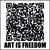 Art 20is 20freedom 20qr 01