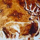 Dipinto cervo