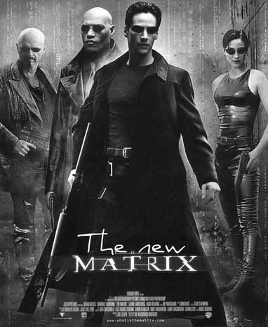 Matrix poster film