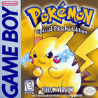 Pokemon yellow box