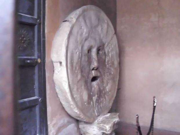 12   6   bocca della verit a santa maria in cosmedin