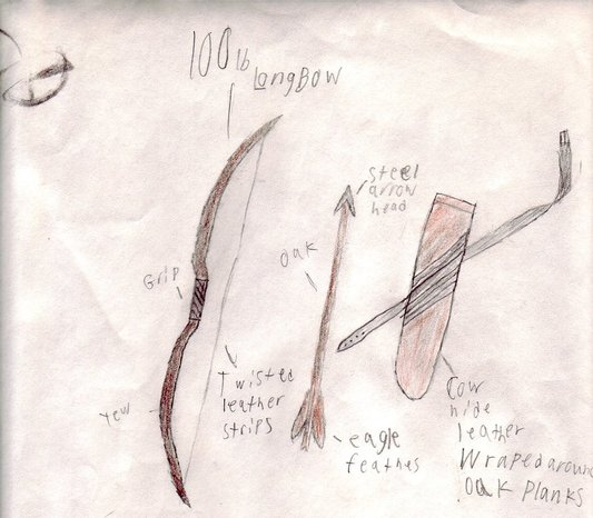 A bow by joker666