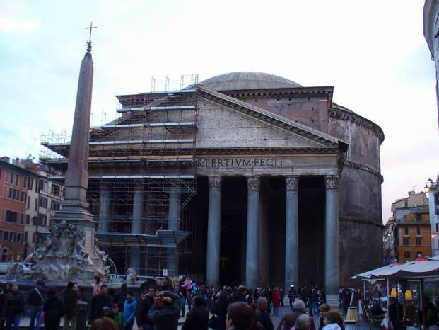 16   7   pantheon