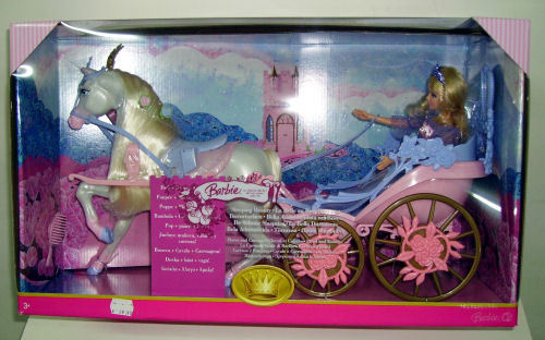 Carrozza barbie