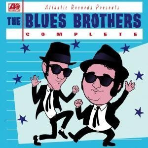 Album the blues brothers complete