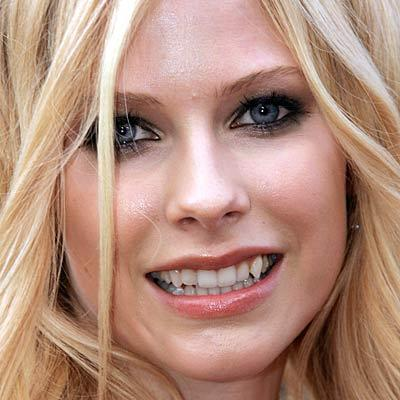 Avril lavigne denti