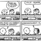 Linus felicita