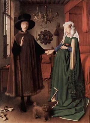 Jan van eyck   individua il pittore