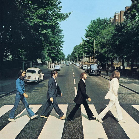 Beatles abbey road album