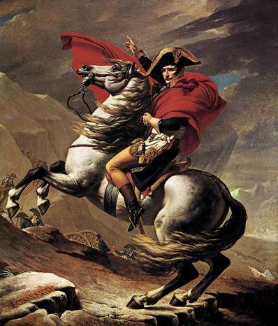 David napoleone alpi