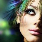 9353697 bel viso di donna fashion trucco perfetto