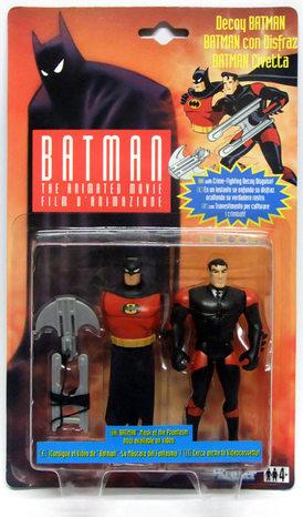 Decoy batman
