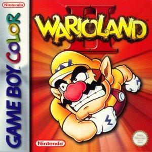 Wario land 2 box art