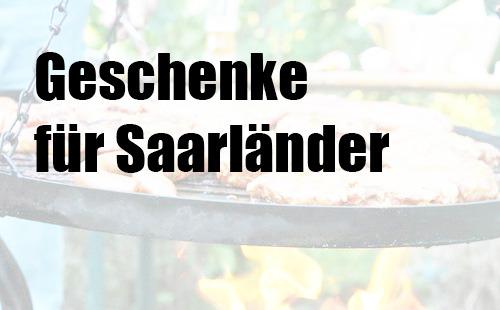 Geschenke für Saarländer