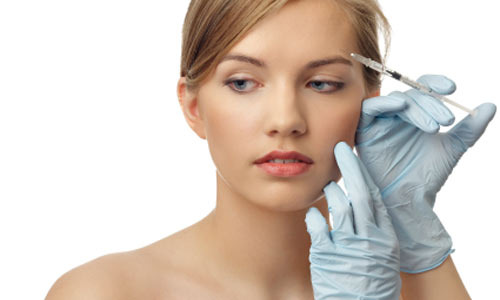 So wird Botox injiziert
