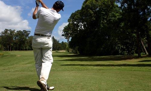 Golf ist ein herausfordernder und sozialer Sport