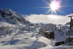 Thema Skiurlaub