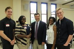 Hertford-studentpresenters-2014