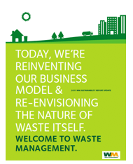 Waste Management's Sustainability Report