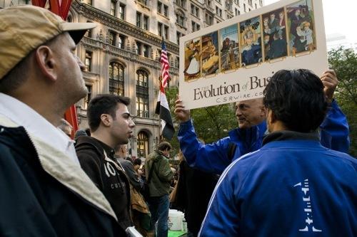 Joe Sibilia OWS