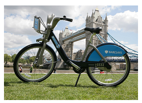 London bike rental