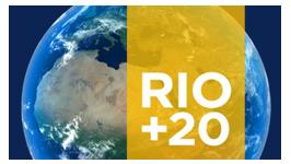 Rio+20 Globe Logo
