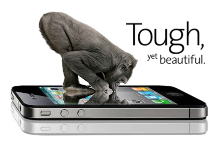 iphone tough yet beautiful ad