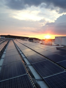 IKEA Powers-up Solar Energy System's Panels at Orlando Store