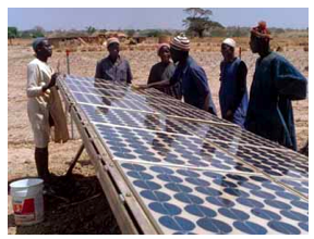 small scale renewable energy projects