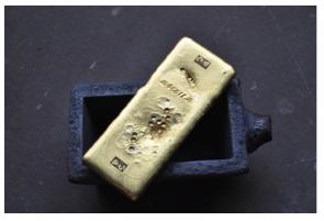 fair trade gold