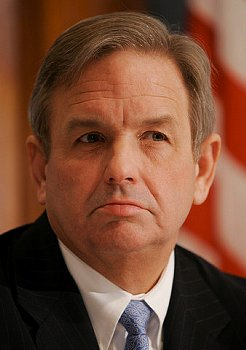 Bank of America Chairman Chad Holliday