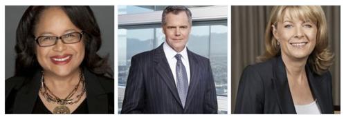 MGM executive team