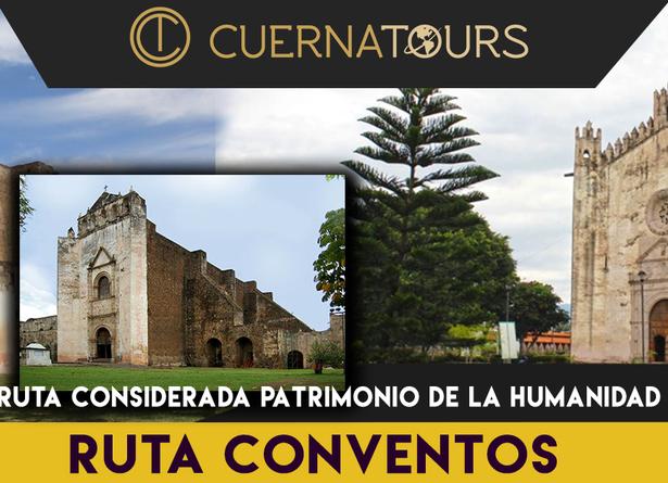 Ruta conventos