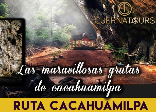Ruta cacahuamilpa