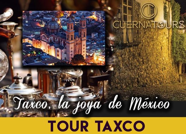 Tour taxco