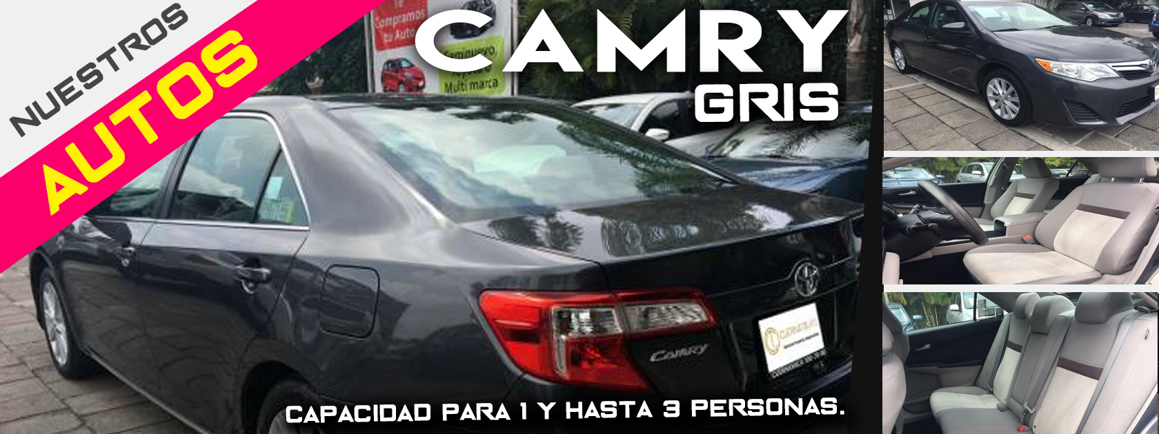Camry gris