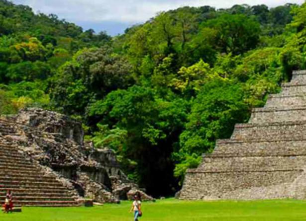 Mexico chiapas palenque