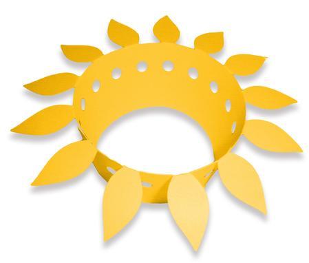 Sunflower - Flower Cupcake Wrapper