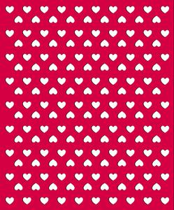 Hearts Page Bacakground 2 -SVG File