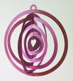 Circle Spinner- Christmas- Birthday Decoration