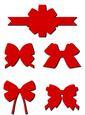 Ribbon Bow Set 1 - SVG File