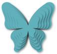 Nested Butterfly 3 - SVG File