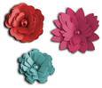 3D Flowers & 3D Rose Set - SVG File