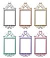 Princess Matallic Frames Set 3 - Png