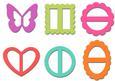 6 Buckles Set - SVG File